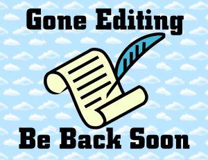 Gone Editing