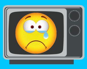 not working tv